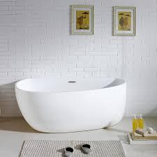 67 deslin freestanding bathtub