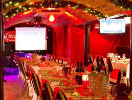 The Three Sisters: Maggies Chamber Christmas Party Nights