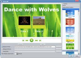 Online Menu Creator Guide How To Use Imtoo Dvd Creator