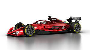 2021 Formula 1 car revealed as FIA and F1 present regulations for the  future
