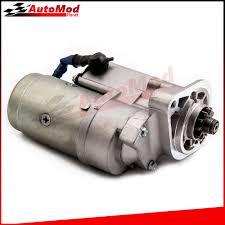 Starter Motor for Toyota HiLux KZN165 LN167R KUN26 1KZ TE 3L Turbo ...