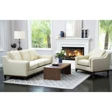 leather living room furniture sets. Delighful Sets Abbyson Allegra Cream Topgrain Leather 2piece Seating Set For Living Room Furniture Sets T