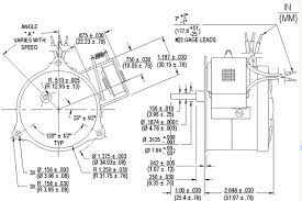 pc da geared reversible hysteresis ac synchronous motors pc da geared diagrams