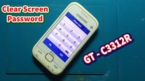 Samsung Rex 60 C3312R hard reset - YouTube