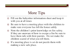 babysitter information sheet printable here is my sample document for you to edit and enter your own