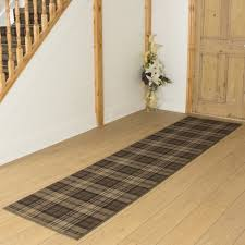 rug on carpet in hallway. Unique Hallway Cabinet Good Looking Kitchen Carpet Runner 19 Revolutionary Hallway Rug  Runners Tartan Brown Carpet Runner For Throughout On In A