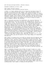 literary response barn burning docx elena enioukova dr  2 pages barn burning by william faulkner character analysis