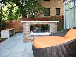 modern outdoor fireplace ideas modern outdoor fireplace