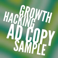 ad sample growth hacking ad copy sample two toronto copywriters