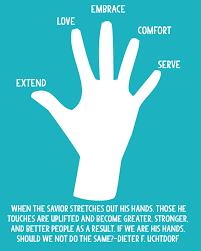 Come Follow, Me, October: Christlike Service - LDS Nest