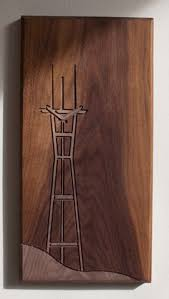 Sutro Coat Rack sutro tower coat rack good ideas Pinterest Coat racks 58