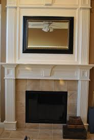 charming art and craft fireplace mantel decoration for your home handsome fireplace decoration with rectangular
