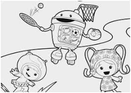 Team Umizoomi Coloring Pages Beautiful Team Umizoomi Coloring Pages