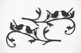 wall art designs metal bird wall art hand drawn and laser cut regarding 2017 birds on laser cut wall art nz with 20 best collection of birds on a branch metal wall art