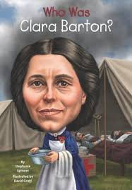 Clara Barton Quotes Simple Who Was Clara Barton By Stephanie Spinner