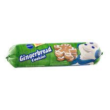 pillsbury gingerbread cookies. With Pillsbury Gingerbread Cookies