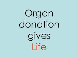 persuasive speech organ donation % original elements of a business plan for a nonprofit organization