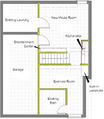 Interesting Basement Design Ideas Plans Layouts Photo Of Good Designs Throughout Simple