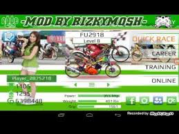 drag racing bike edition mod apk