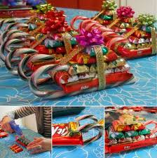 view in gallery chocolate candy cane santa sleighs wonderful diy candy cane sleigh