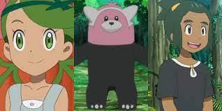Pokémon: The 10 Best Sun & Moon Anime Characters