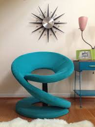 modern contemporary furniture retro. funky retro chair modern accent by paracosmvintage on etsy 18500 modern contemporary furniture a