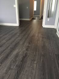 cost of installation of new laminate floors