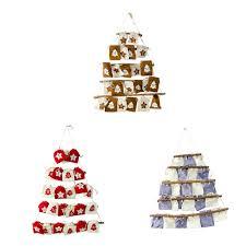 Calendario per il Conto Alla Rovescia di Natale Calendari Dell'Avvento di T  H6E5