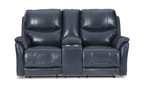 Adela Leather Power Reclining Sofa | DOCK86