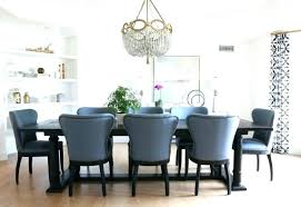 light blue dining chairs. Light Blue Dining Room Chair Leather Chairs Because Of Comfortable Home Model . C