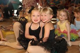 best friends at dance
