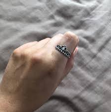 Selling Pandora Tiara Ring In Good Condition A Depop