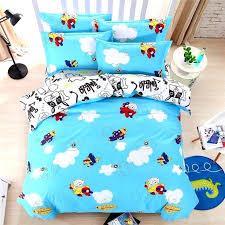toddler duvet cover nz childrens cotton duvet covers uk esydream twin king size aviator print boys