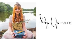 Monthly Maker: Sophie Mason - Pop Up Poetry - MAKE LIVERPOOL
