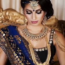 photo one of the prettiest south asian bridal makeover i have seen in a while she looks absolutely gorgeous don t you think mua dressyourface ig ig