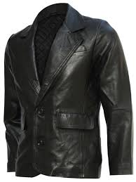 tom cruise mission impossible black leather blazer