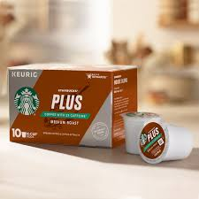 starbucks coffee products. Wonderful Starbucks Starbucks Plus Medium Roast Coffee With 2X Caffeine KCup Pods On And Starbucks Products