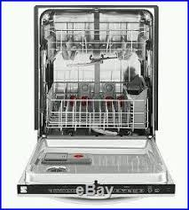 kenmore ultra wash dishwasher inside. kenmore 24 built-in dishwasher stainless steel ss on inside too ultra wash n