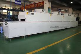 Tunnel Oven Design Hot Item Unique Air Duct Design Screen Printing Of Apple Phone Products Tunnel Oven Infrared Conveyor Oven