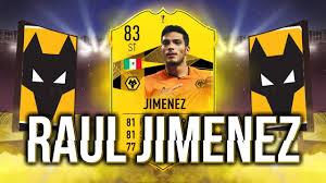 FIFA 20 | RTTF RAUL JIMENEZ 83 PLAYER REVIEW - YouTube