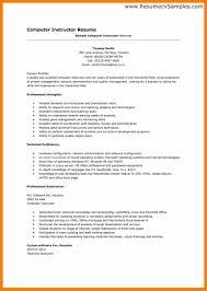 Computer Skills Resume Sample 100 list computer skills resume scienceresume 49