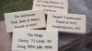 <b>MAC engraved</b> paver brick sales continue | Local News ...