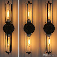 steampunk lighting. contemporary lighting best rh loft diy rustic edison wall lamp vintage industrial sconce steampunk  lighting dimmable double elongated mirror under 2342  and a