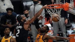 NBA: Kawhi Leonard wows Embiid with ...