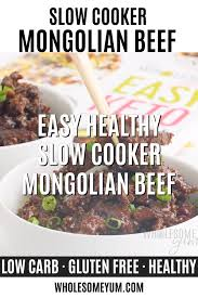 Mongolian beef consists of sliced fried strips of steak coated with a sweet and spicy sauce. Can Biscuit Dinner Recipes Dinner Recipes All Recipes Dinner Recipes Easy Mongolian Beef Recipes Slow Cooker Mongolian Beef Recipe Slow Cooker Recipes Beef