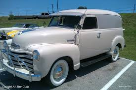 My First Bloggy Experience: 1950 Chevrolet Panel Delivery 2009 ...