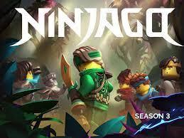 Prime Video: Ninjago - Season 3