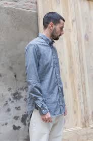 Gitman Vintage Shirt Grey