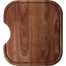 Sink With Cutting Board Polaris Dark Cutting Board For Pa205 16 Undermount Sink