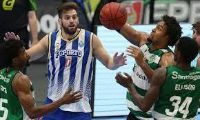 The liga portuguesa de basquetebol (english: Basquetebol Sporting Vence Fc Porto E Campeonato Decide Se No Joao Rocha Maisfutebol